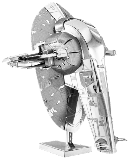 Star Wars Slave 1 Model Kit by Metal Earth